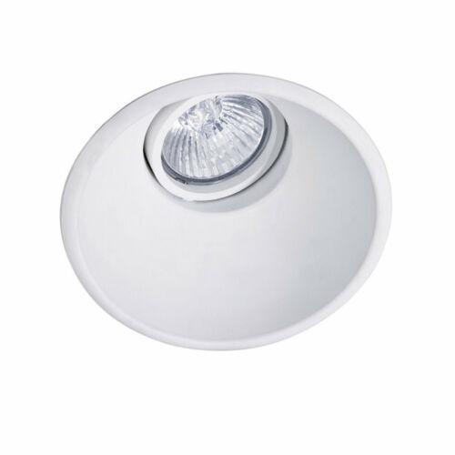 Leds-C4 DOME DN-1601-14-00 süllyesztett lámpa  fehér   acél