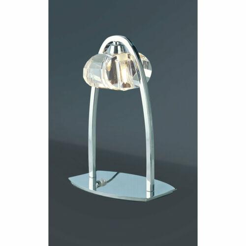 Mantra ALFA 0425 Asztali lámpa  króm   fém