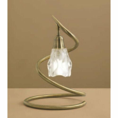 Mantra AMEL 0690 Asztali lámpa  sárgaréz   fém