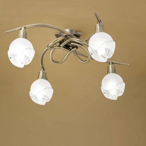 Mantra BALI 1217 Mennyezeti lámpa sárgaréz fém