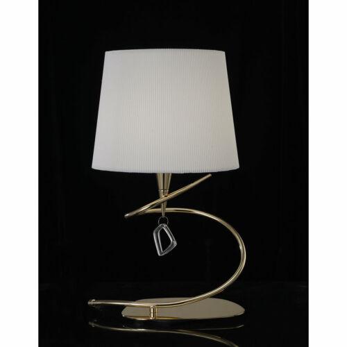 Mantra MARA 1630 Asztali lámpa  antik réz   fém