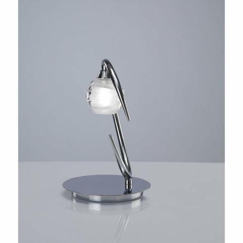 Mantra LOOP 1807 Asztali lámpa króm fém