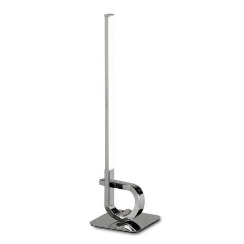 Mantra CINTO CHROME 6136 Asztali lámpa  króm   fehér   alumínium   akril