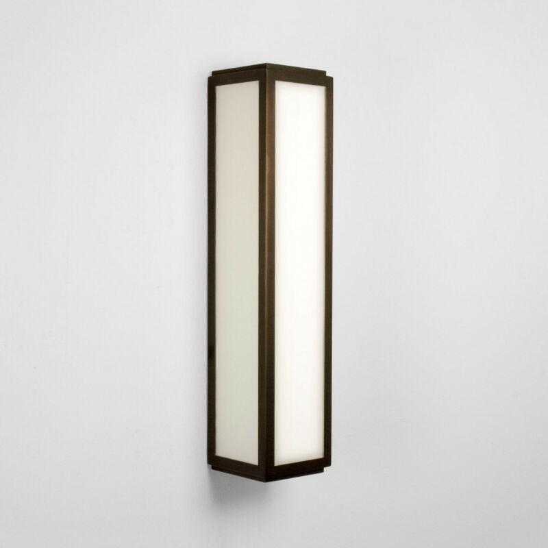 Astro Mashiko 1121060 fürdőszoba fali lámpa bronz