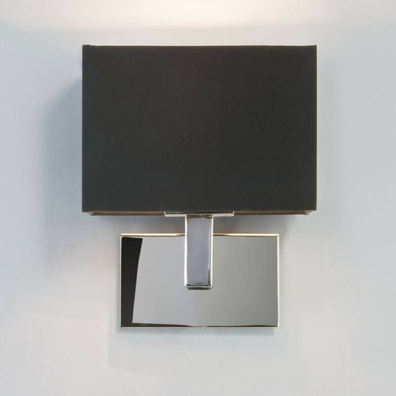 Astro Connaught 1099003 falikar  króm   fekete   fém
