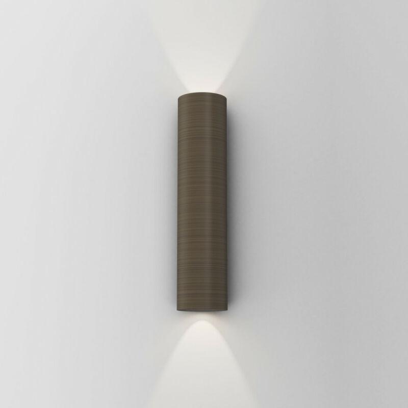 Astro Yuma 1399004 fali lámpa bronz