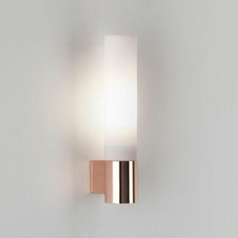 Astro Bari 1047009 fürdőszoba fali lámpa réz opál fém