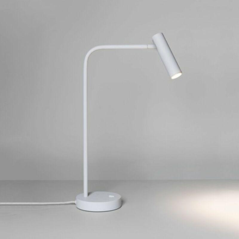 Astro Enna 1058005 ledes asztali lámpa fehér fém