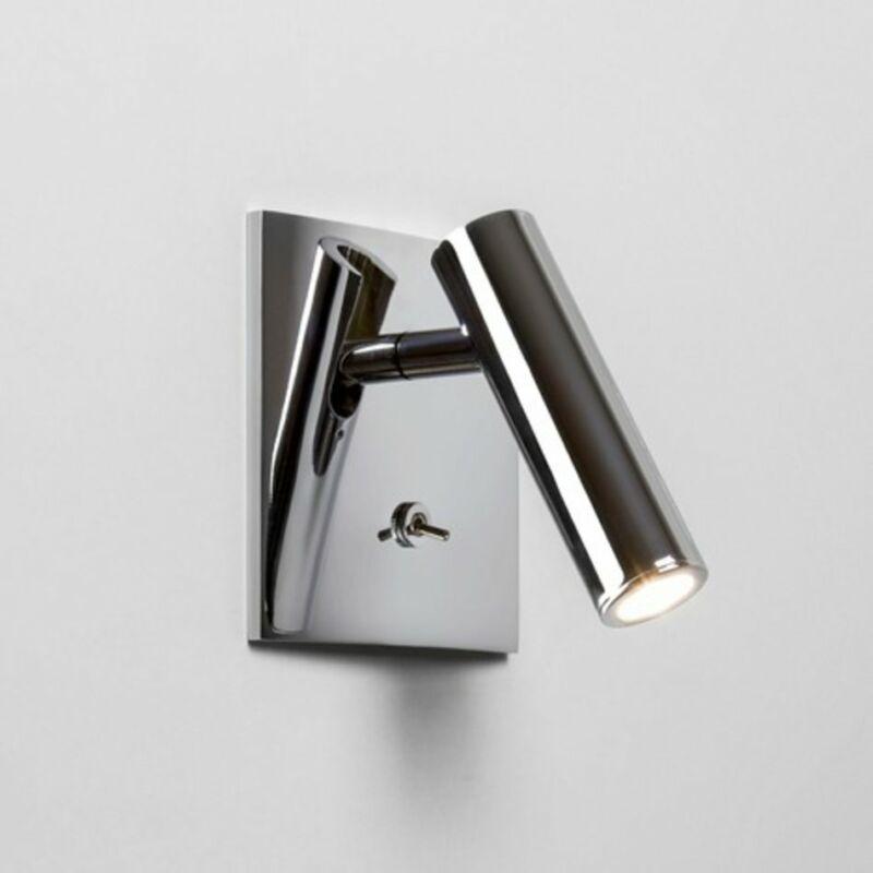 Astro Enna 1058019 fali olvasólámpa  króm   alumínium