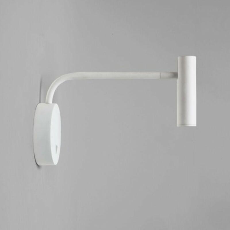Astro Enna 1058032 falikar  fehér   fém