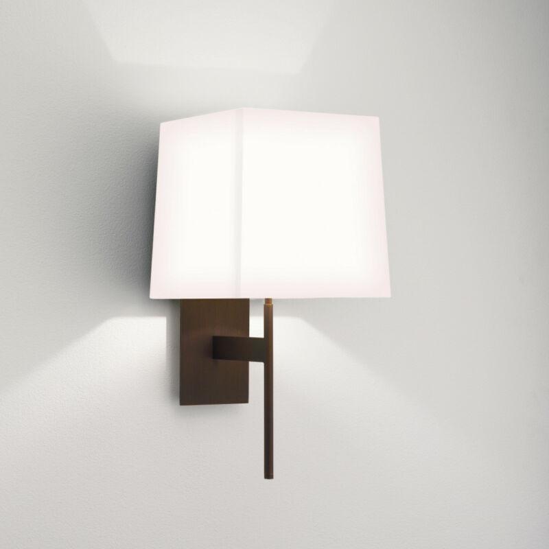 Astro San Marino 1076007 fali lámpa bronz