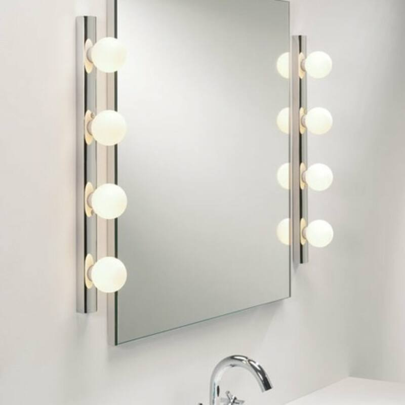 Astro Cabaret 1087002 fürdőszoba fali lámpa króm fém