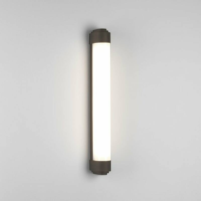 Astro Belgravia 1110010 fürdőszoba fali lámpa  bronz   fehér   bronz