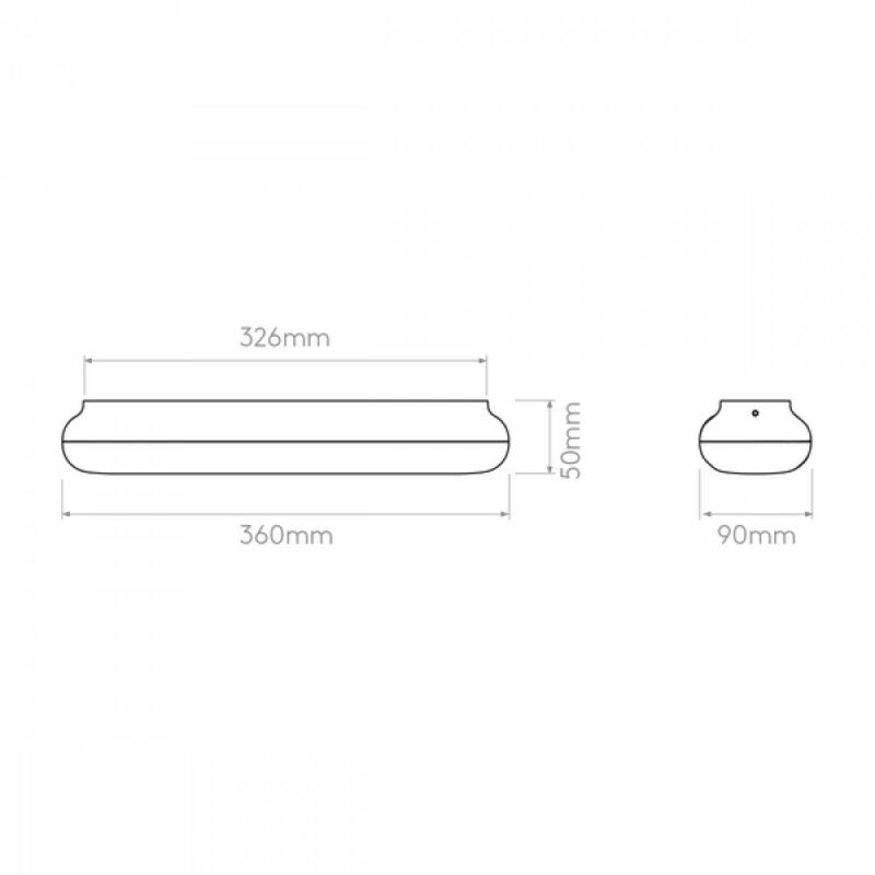Astro Altea 1133005 fürdőszoba fali lámpa  króm   fém