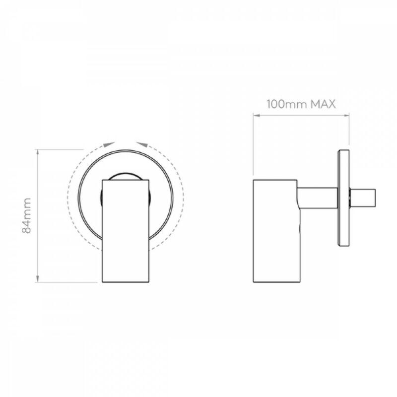 Astro Micro 1407001 fali spotlámpa