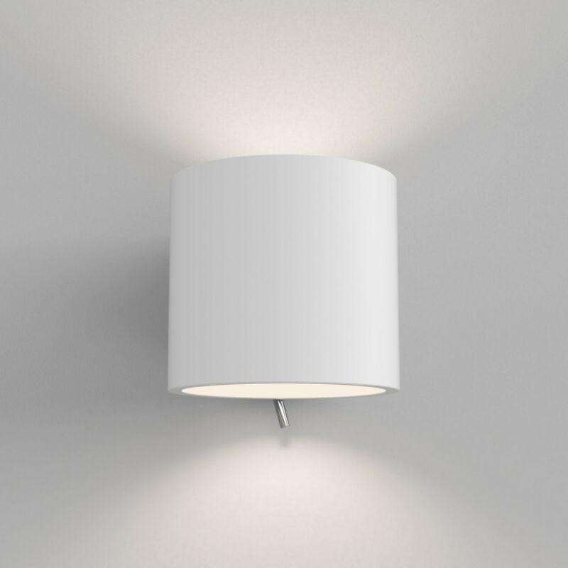 Astro Brenta 1195001 gipsz fali lámpa  fehér   gipsz