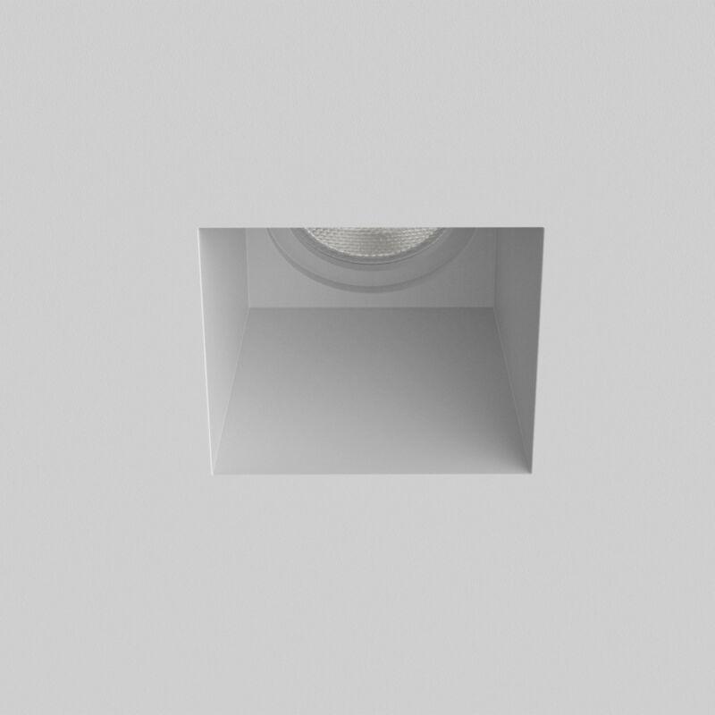 Astro Blanco 1253002 álmennyezetbe építhető lámpa  fehér   gipsz