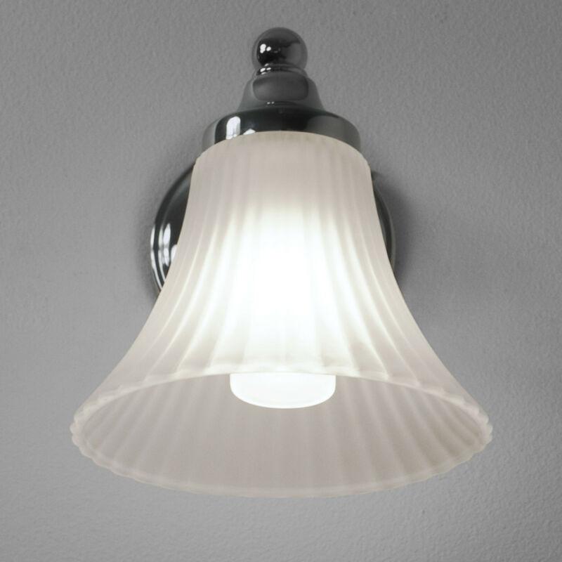 Astro Nena 1105001 fali lámpa króm fehér fém