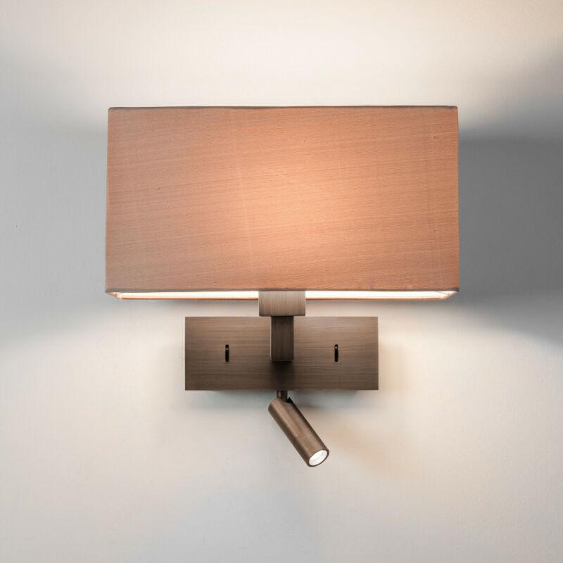 Astro Park Lane 1080051 fali lámpa bronz