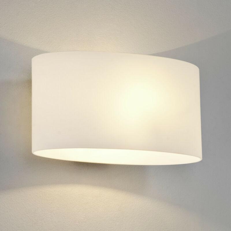 Astro Tokyo 1089001 fali lámpa  króm   fehér   fém   üveg