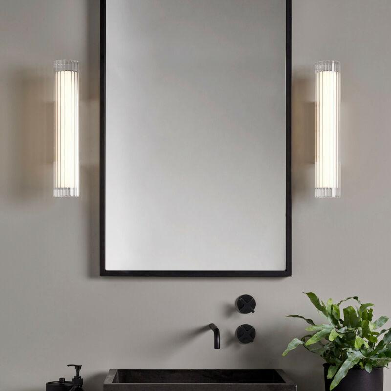 Astro io 420 1409001 fürdőszoba fali lámpa fényes króm átlátszó üveg
