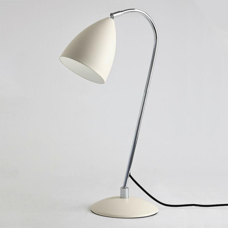 Astro Joel 1223003 éjjeli asztali lámpa fehér krém fém