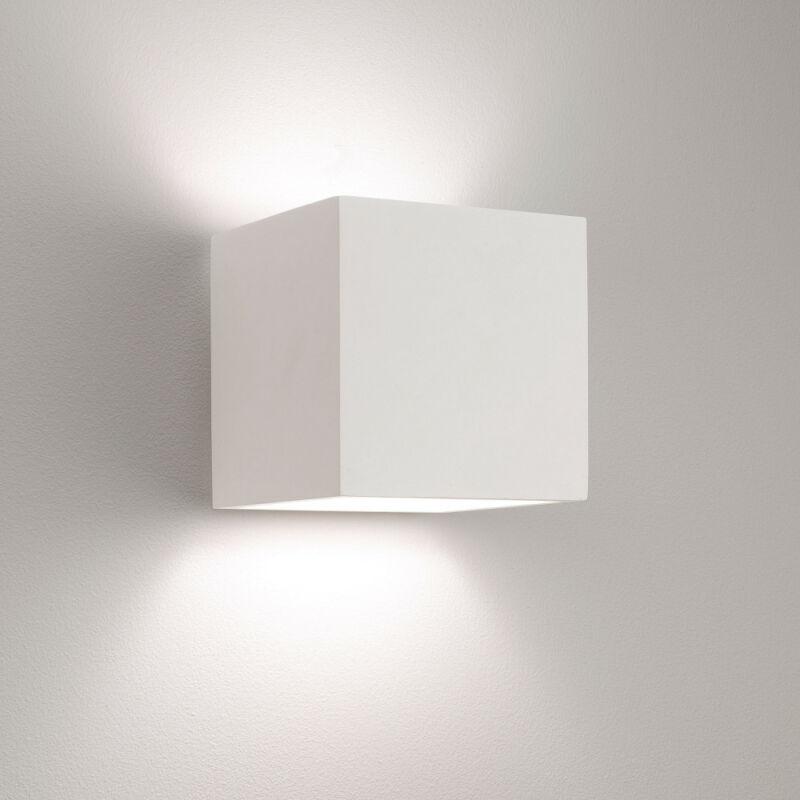 Astro Pienza 1196003 gipsz fali lámpa  fehér   gipsz