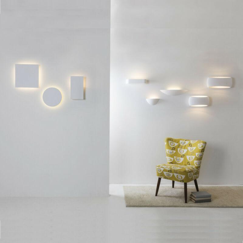 Astro Slice 1081003 gipsz fali lámpa fehér gipsz
