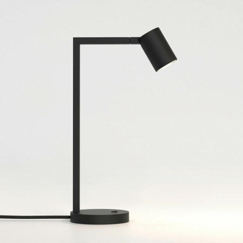 Astro Ascoli Desk 1286086 asztali lámpa fekete fém