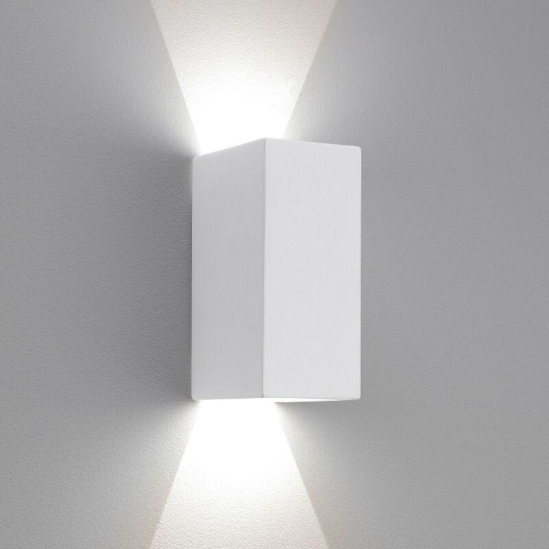 Astro Parma 1187014 gipsz fali lámpa  fehér   gipsz
