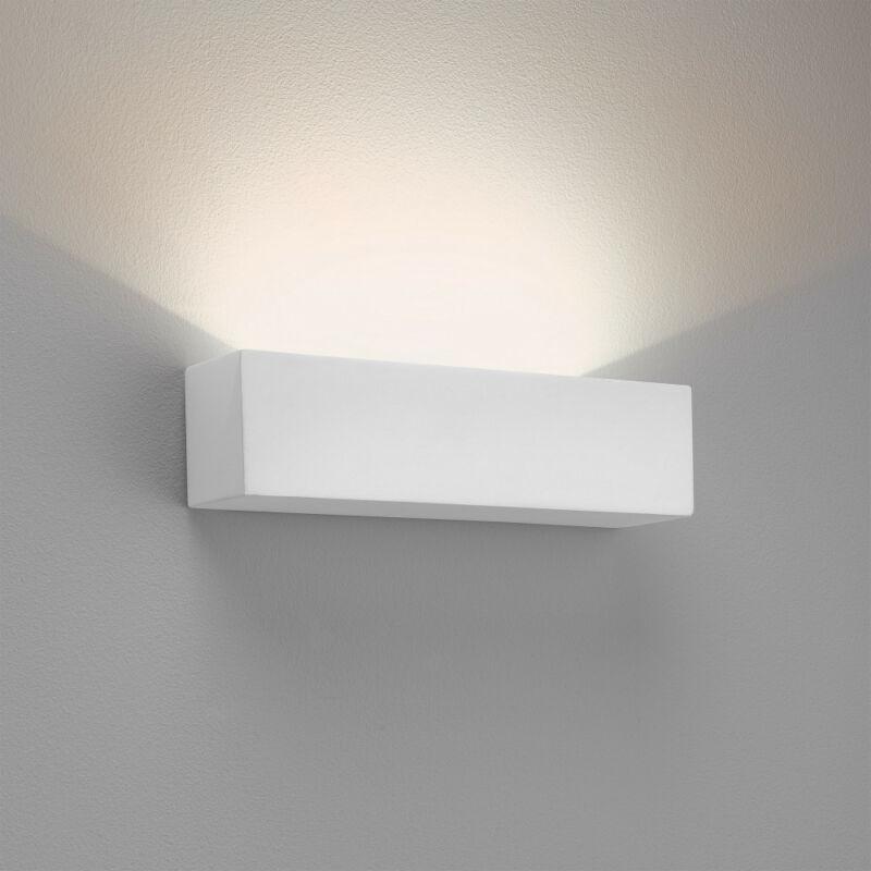 Astro Parma 1187015 gipsz fali lámpa fehér gipsz