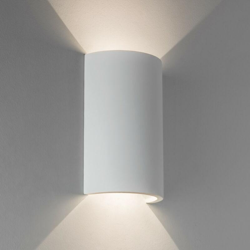 Astro Serifos 1350002 gipsz fali lámpa fehér gipsz