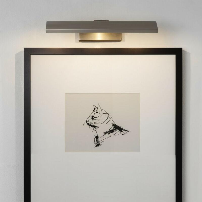 Astro Vermeer 1188006 képmegvilágító lámpa  nikkel   fém