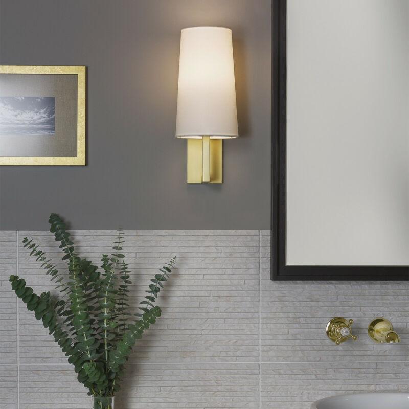 Astro Riva 1214008 fürdőszoba fali lámpa  arany   fém
