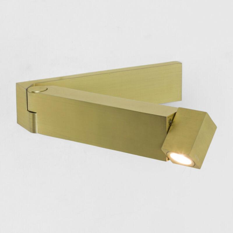 Astro Tosca 1157007 fali olvasólámpa matt arany fém