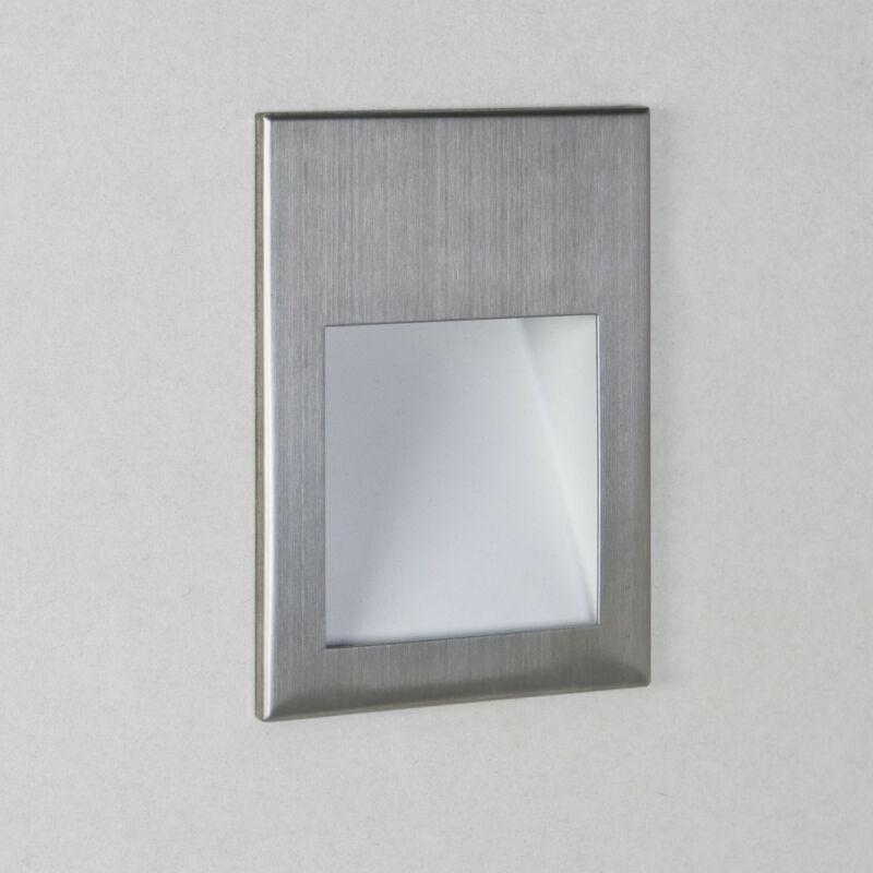 Astro Borgo 1212032 falba építhető lámpa szálcsiszolt acél
