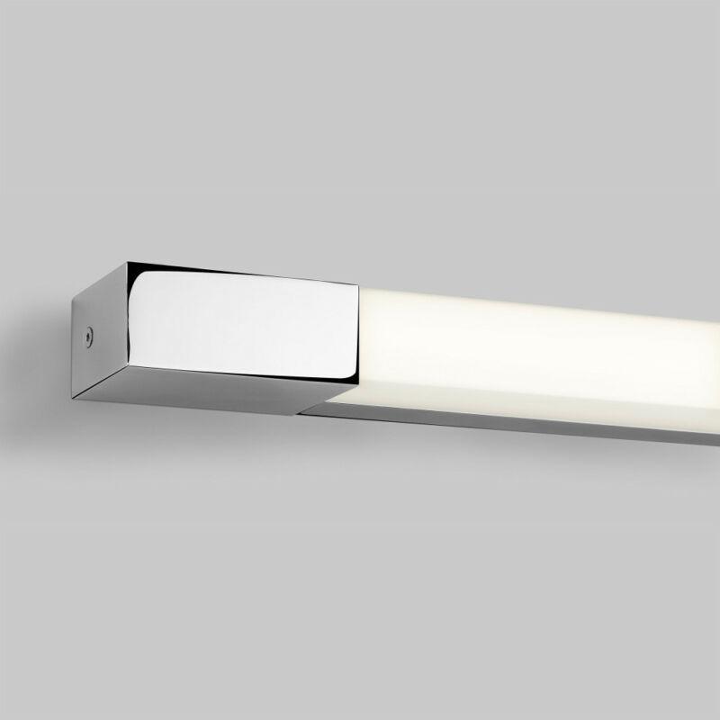 Astro Romano 1150017 fürdőszoba fali lámpa  króm   fehér   fém
