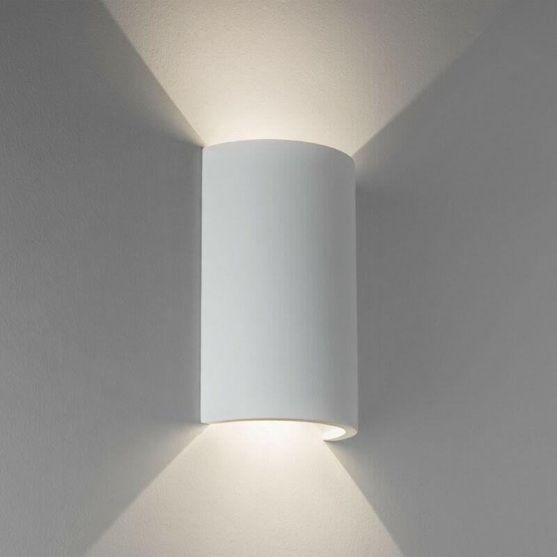Astro Serifos 1350001 gipsz fali lámpa  fehér   gipsz