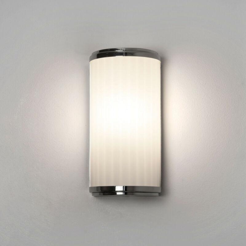 Astro Monza 1194017 fürdőszoba fali lámpa  króm   fehér   fém