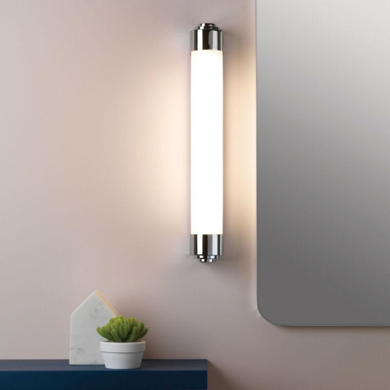 Astro Belgravia 1110004 fürdőszoba fali lámpa króm fehér fém