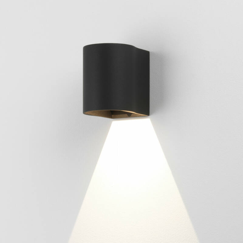 Astro Dunbar 1384003 kültéri fali led lámpa  fekete   fém