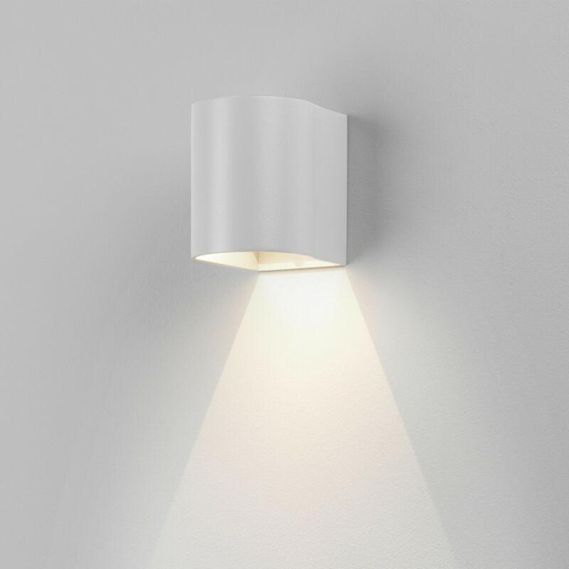Astro Dunbar 1384001 kültéri fali led lámpa  fehér   fém