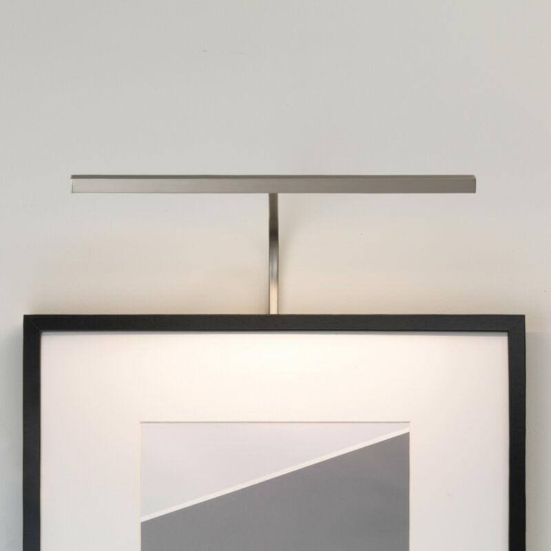 Astro Mondrian 1374007 képmegvilágító lámpa matt nikkel fém