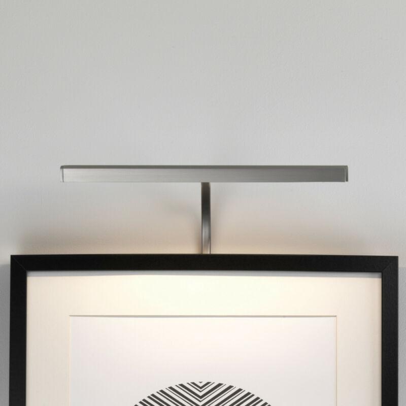 Astro Mondrian 1374011 képmegvilágító lámpa  matt nikkel   fém