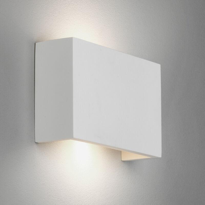 Astro Rio 1325008 gipsz fali lámpa  fehér   gipsz