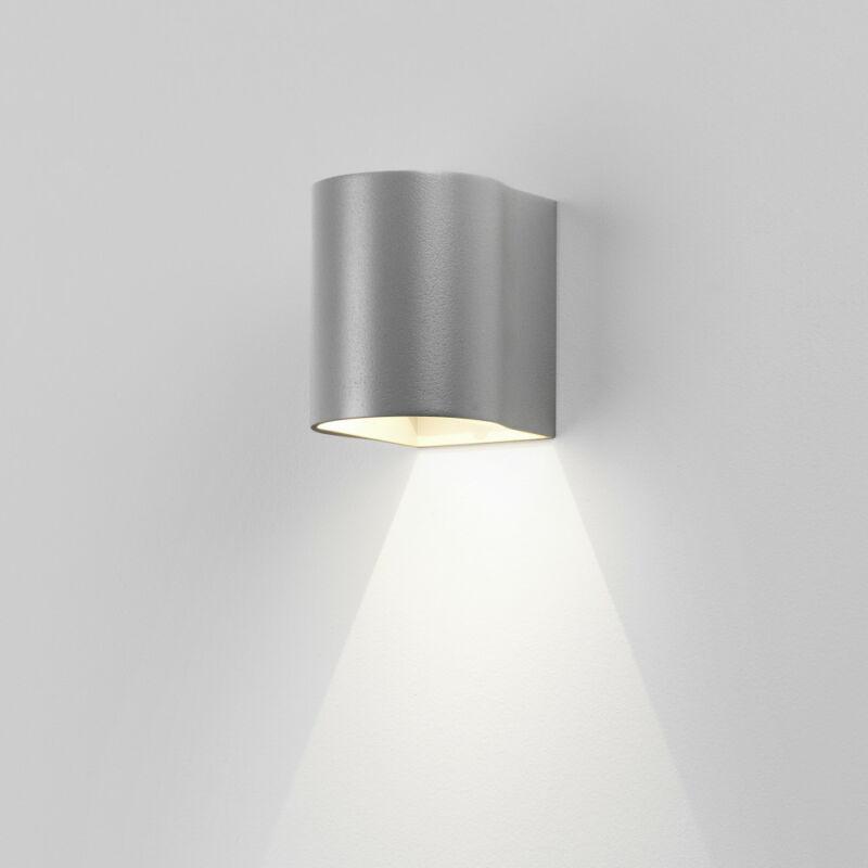 Astro Dunbar 1384008 kültéri fali led lámpa  ezüst   fém