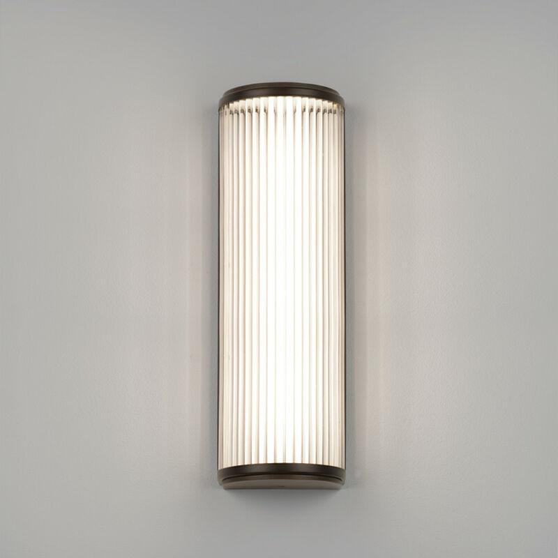 Astro Versailles 1380003 fürdőszoba fali lámpa  bronz   átlátszó   bronz