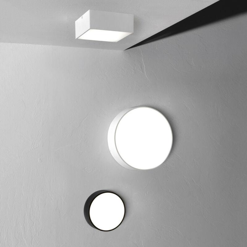 Astro Kea 1391006 fürdőszoba mennyezeti lámpa  fekete   fehér   fém