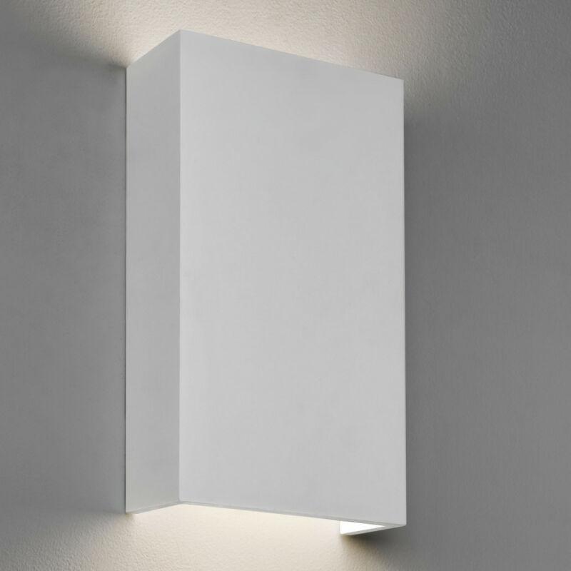 Astro Rio 1325002 gipsz fali lámpa  fehér   gipsz