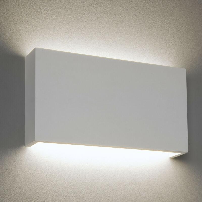 Astro Rio 1325001 gipsz fali lámpa  fehér   gipsz